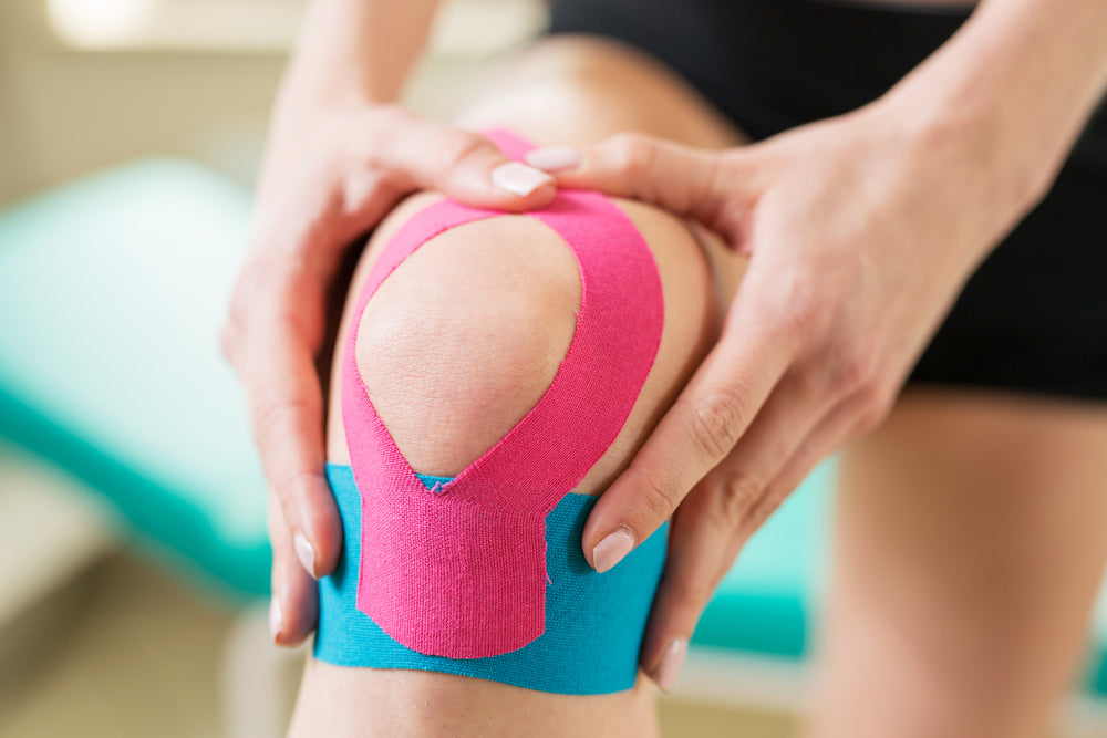 Kinesiology Tape at Mountainside Medical Equipment