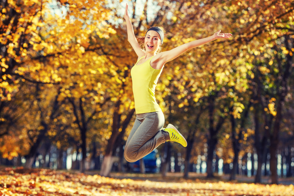 Exercise to Prevent Cold and Flu