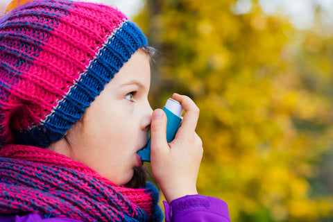 Children's Pediatric Asthma Inhaler