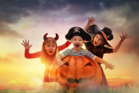 Trick or Treating Weight Loss Fat Burning Management Childhood Obesity