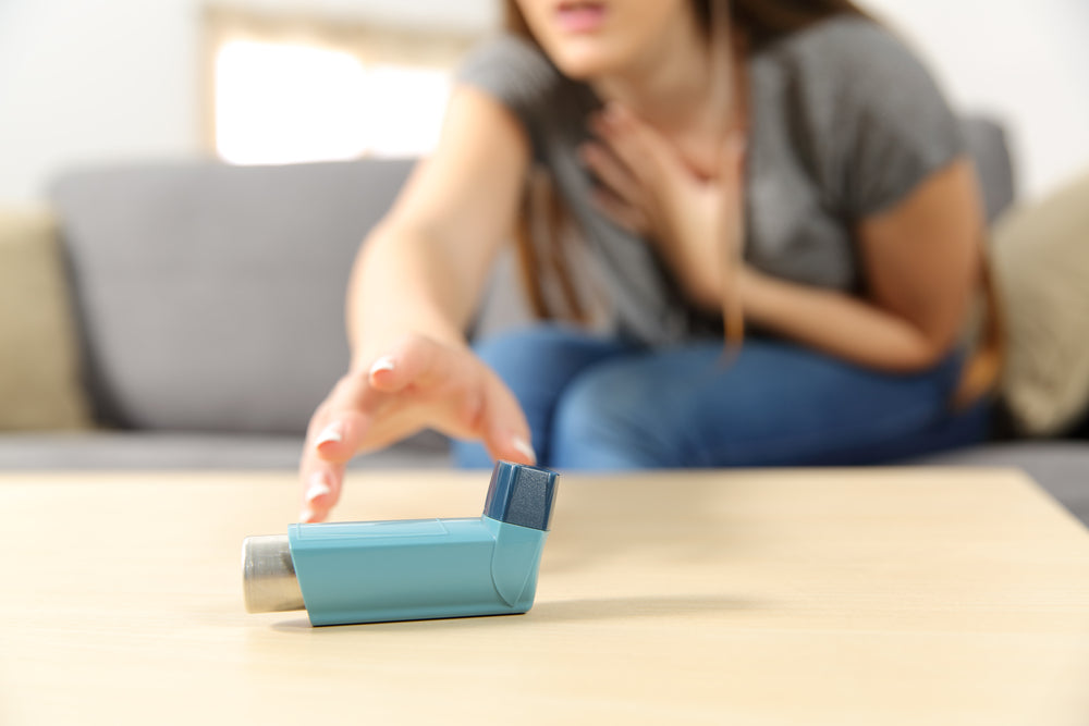 Asthma Triggers Asthma & Allergy Awareness Month