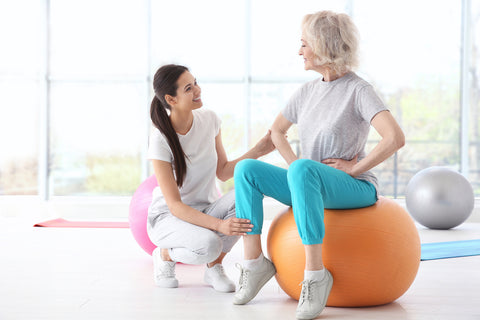 Osteoporosis Exercise Bone Strengthening