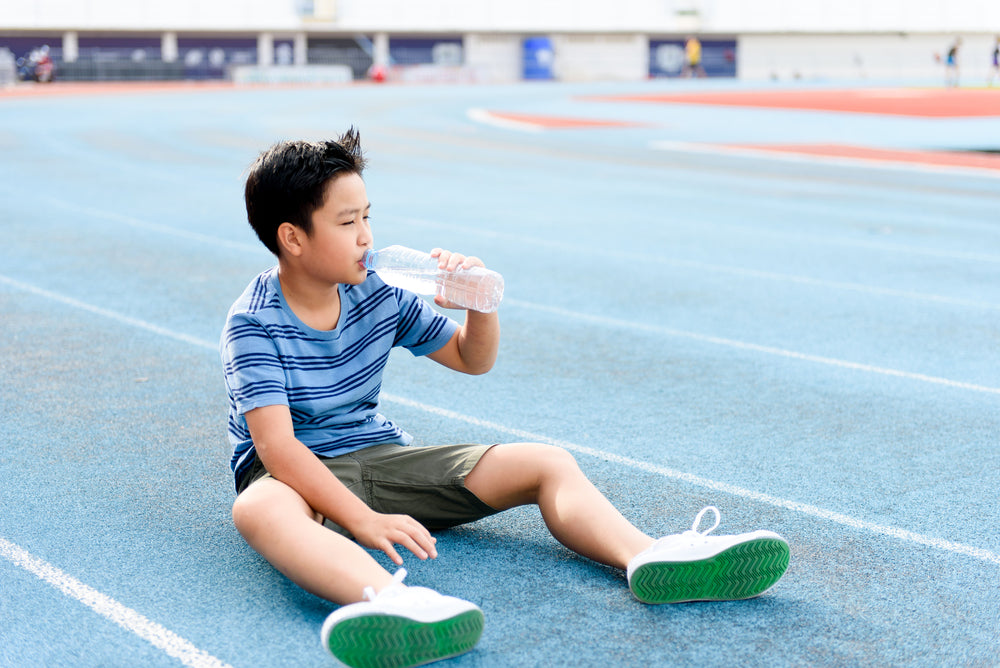 Staying Hydrated School Sports Excessive Heat