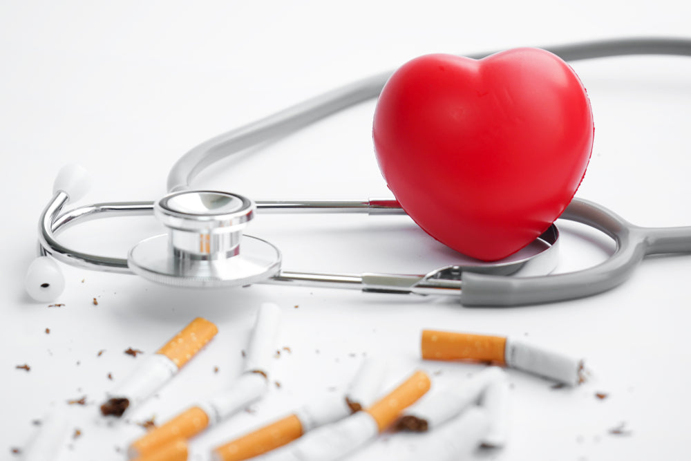 Quit Smoking for American Heart Month