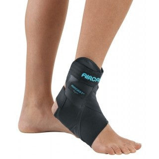 Aircast AirLift PTTD Post-Op Ankle Brace Support - Ankle Braces - Mountainside Medical Equipment
