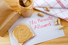 Buy AllerMates P Nutty Peanut Allergy Alert Wristband by AllerMates wholesale bulk | Allergy Relief