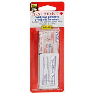 Buy Trial & Travel First Aid Kit online used to treat First Aid Kit - Medical Conditions