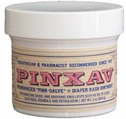 Buy Pinxav Diaper Rash Cream, 16 oz Jar online used to treat Diaper Rash Relief Cream - Medical Conditions
