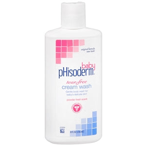 Buy Phisoderm Baby Cream Wash, 8 oz. online used to treat Body Wash - Medical Conditions