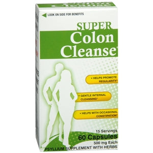 Buy Super Colon Cleanse online used to treat Digestive health - Medical Conditions