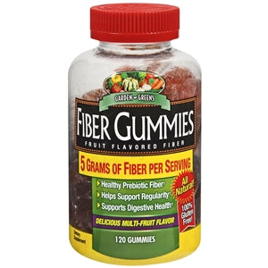 Buy Garden Greens Fiber Gummies online used to treat Fiber Supplement - Medical Conditions