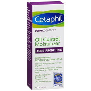Buy Cetaphil DermaControl Oil Control Moisturizer SPF 30 online used to treat Moisturizing Cream - Medical Conditions