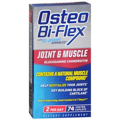 Buy Osteo Bi-Flex Joint & Muscle Support Supplement online used to treat Muscle and Joint Relief - Medical Conditions