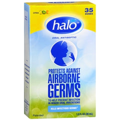 Buy Halo Oral Antiseptic Spray, Citrus Flavor online used to treat Oral Health - Medical Conditions