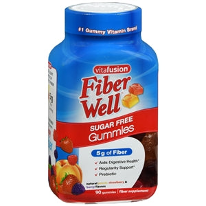 Buy Vitafusion Fiber Well, Sugar-free online used to treat Fiber Supplement - Medical Conditions