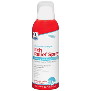 Buy Quality Choice Cooling Itch Relief Spray, Maximum Strength online used to treat Itching Relief Spray - Medical Conditions