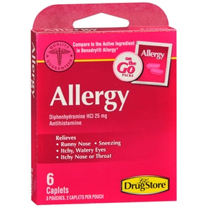 On the Go Allergy Relief