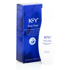 Buy K-Y True Feel Premium Silicone Lubricant online used to treat Lubricant - Medical Conditions