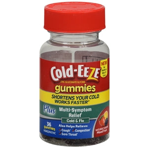 Cold-EEZE Gummies Plus Multi-Symptom Relief