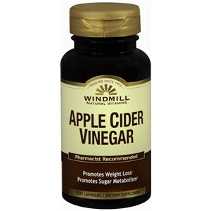 Windmill Apple Cider Vinegar Capsules, 100 ct