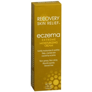 Buy Recovery Skin Relief Eczema Extreme Moisturizing Cream online used to treat Eczema Relief - Medical Conditions