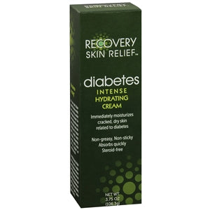 Buy Recovery Skin Relief Diabetes Cream online used to treat Diabetic Skin Care - Medical Conditions