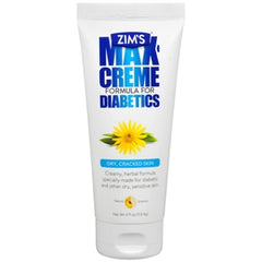 Buy Zim's Max Diabetic Skin Cream Treatment online used to treat Diabetic Skin Care - Medical Conditions