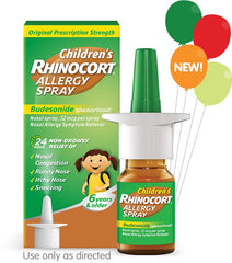 Buy Children's Rhinocort OTC Nasal Allergy Spray online used to treat Allergies - Medical Conditions