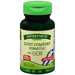 Buy Nature's Truth Joint Comfort Formula with UC-II online used to treat Joint Care Supplement - Medical Conditions