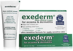 Buy Exederm Flare Control Cream for Eczema and Dermatitis online used to treat Eczema Relief Cream - Medical Conditions