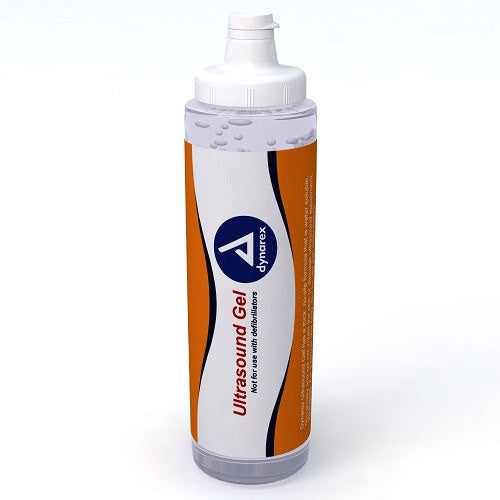 Buy Dynarex Clear Ultrasound Gel 8 oz online used to treat Physicians Supplies - Medical Conditions