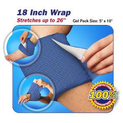 Buy Cold / Hot Reusable 18 inch Wrap used for Hot & Cold Packs by Medi-Temp