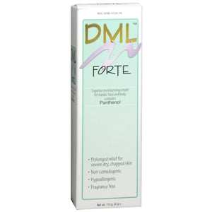 Buy DML Forte Moisturizer with Panthenol, 4 oz. online used to treat Body Moisturizers - Medical Conditions