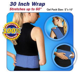 Buy Cold / Hot Reusable Universal Wrap used for Hot & Cold Packs by Medi-Temp