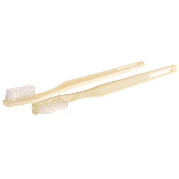 Toothbrushes 30 Tuft Ivory 144/Box for Personal Care & Hygiene by Dynarex | Medical Supplies
