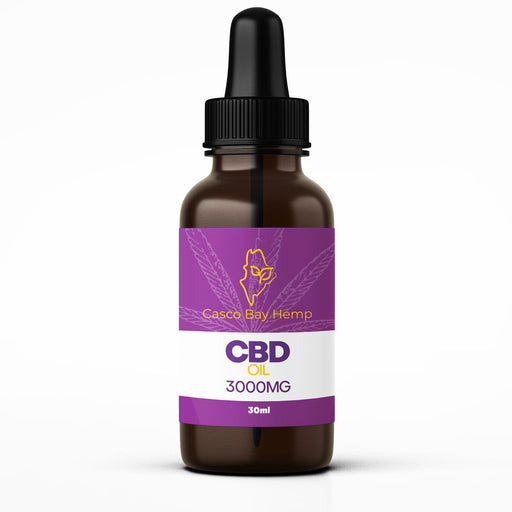 3000 mg CBD Oil Tincture Ultimate Strength, Lemon Flavored