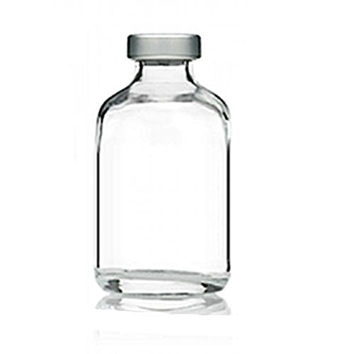 30 mL Sterile Empty Glass Vial for Injection - Empty Sterile Vials - Mountainside Medical Equipment