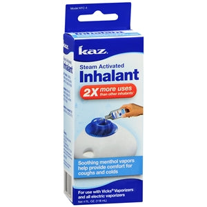 Buy Kaz Steam Activated Inhalant, 4 oz. online used to treat Inhalation Solution - Medical Conditions