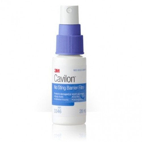 Cavilon No Sting Barrier Film Pump Spray, 28ml - Adhesive Bandages - Mountainside Medical Equipment
