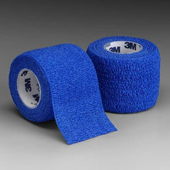 Buy Coban Self-Adherent Wrap, Blue used for Compression Bandages by 3M Healthcare