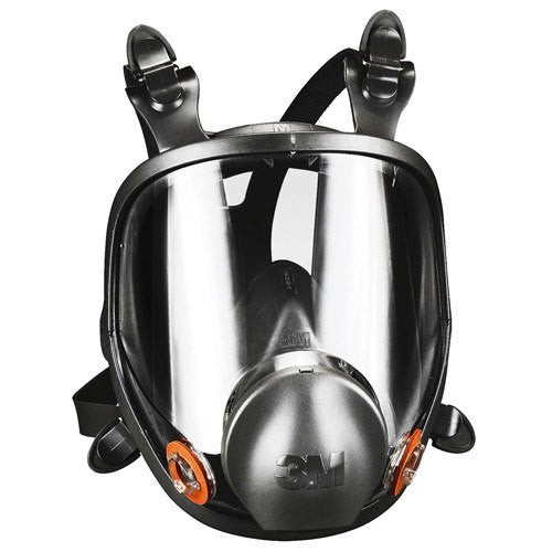 3M Full Facepiece Respirator 6000 Series Mask