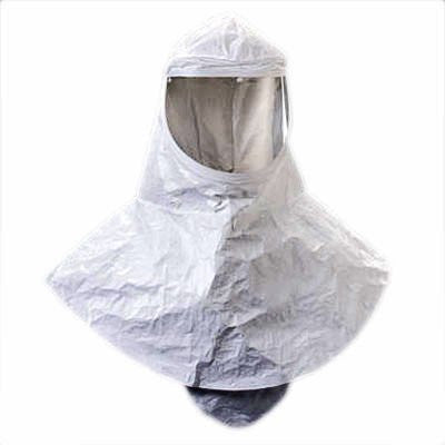 3M H-Series Protective Isolation Hood with Tychem QC Fabric - Isolation Hood - Mountainside Medical Equipment