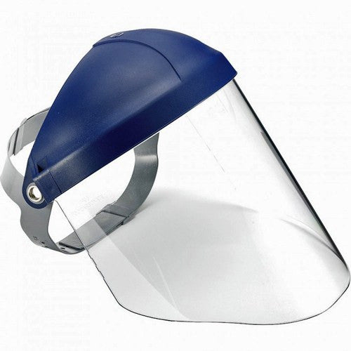 3M Head and Face Protector with Clear Faceshield