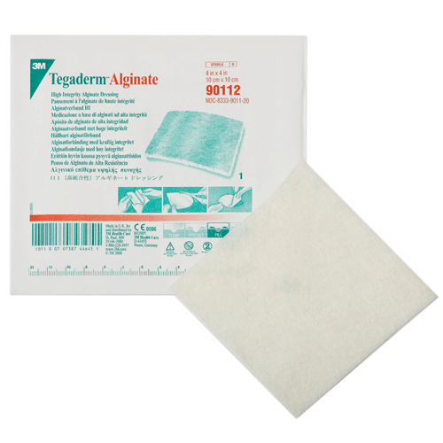 Buy 3M Tegaderm High Intensity Alginate Dressings by 3M Healthcare from a SDVOSB | Alginate Wound Care Dressings
