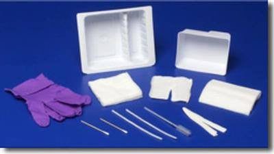 Tracheostomy Care Kits with Nitrile Gloves