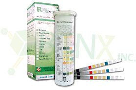 4 OB Urine Reagent Strips (100 Strips) - Urine Reagent Test Strips - Mountainside Medical Equipment