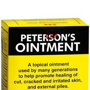 Buy Peterson's Topical Hemorrhoid Relief Ointment, 3 oz Jar online used to treat Hemorrhoid Relief - Medical Conditions