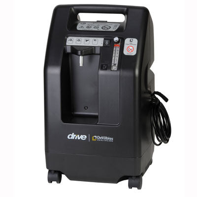 Devilbiss 5 Liter Oxygen Concentrator with Oxygen Sensing Device