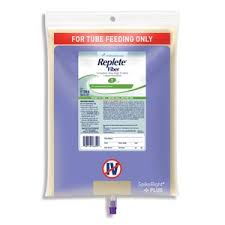 Buy Replete Fiber Tube Feeding 1500 mL Bag, Ready to Hang, Adult online used to treat Nutrition Supplement - Medical Conditions