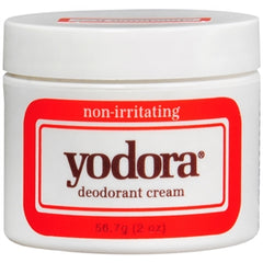 Buy Yodora Deodorant Cream, 2 oz. Jar online used to treat Antiperspirant Deodorant - Medical Conditions